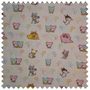 Barcode Kitties-Pink